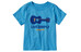 Patagonia Live Simply Guitar Cotton T-Shirt Baby Electron Blue